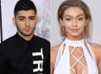 It's ON! Gigi Hadid Confirms Zayn Romance