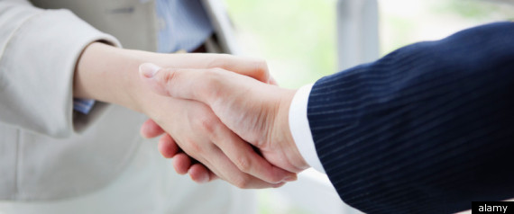 Touch Elbows Instead Of Shaking Hands, Expert Recommends