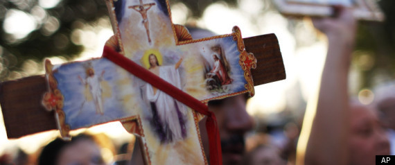 US COPTS SUPPORT EGYPT CHRISTIANS