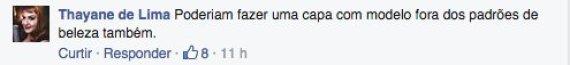elle brasil criticas