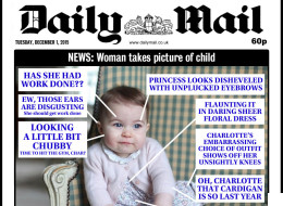 The Daily Mail's Expert Analysis Of The New Princess Charlotte Pictures