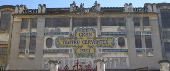 GRAN TEATRO CERVANTES MAROC