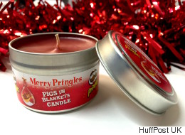 Pringles' Meat-Scented Candles Are Not What Dreams Are Made Of