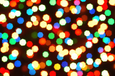 Christmas fairy lights | Pic: Getty