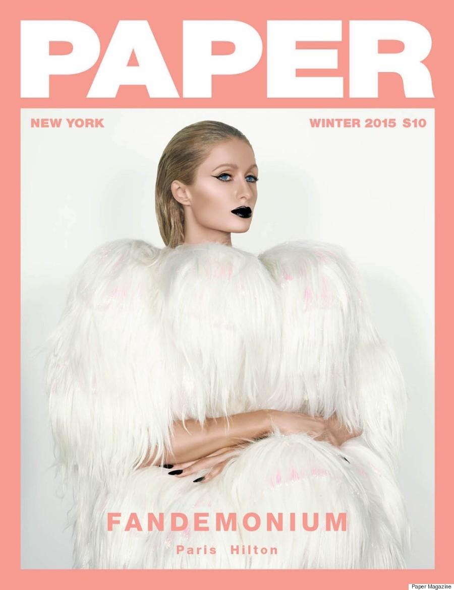 Paris Hilton, Lucy Hale And Chloe Sevigny Cover Paper Magazine