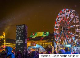 Montréal en lumière 2017: Phare sur Lyon