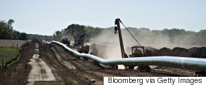 ENBRIDGE PIPE