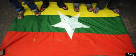 MYANMAR RELEASES PRISONERS