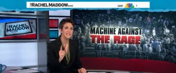 Rachel Maddow Occupy Wall Street