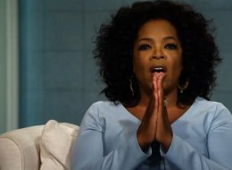 Oprah Reveals Her Biggest Struggle In Life