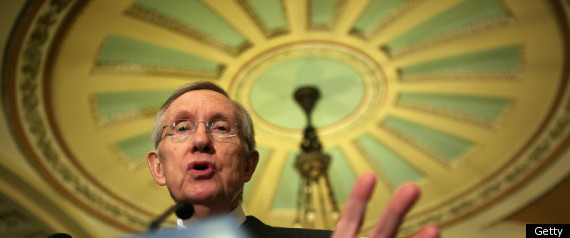 HARRY REID SENATE JOBS