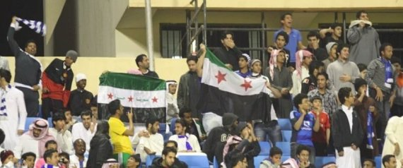 SYRIANS IN SAUDI ARABIA