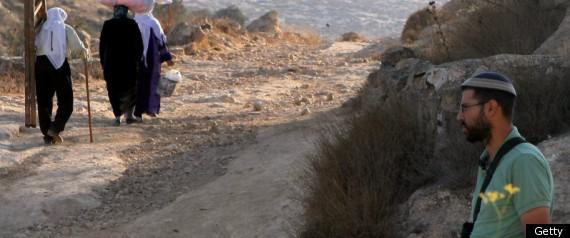 ISRAELI SETTLER ATTACKS