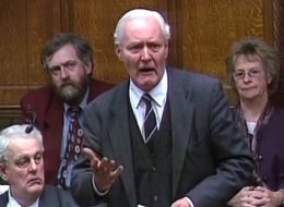 If Tony Benn Were Here Today, He Might Use This Iraq Speech To Defend Not Bombing Syria