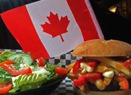 Justin Trudeau a maintenant son burger... avec un ingrédient bien spécial