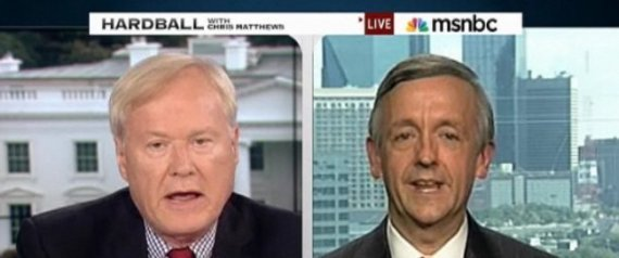 Chris Matthews Robert Jeffries