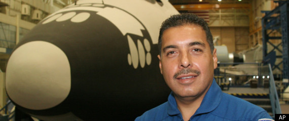 JOSE HERNANDEZ ASTRONAUT