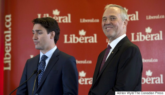 bill blair justin trudeau