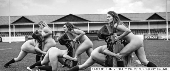 oxford university womens rugby squad