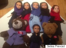 B.C. Mom Revamps Dolls To Make Syrian Kids Feel More At Home