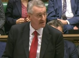 Hilary Benn Is Facing Some 'Repulsive' Comments About His Late Dad...