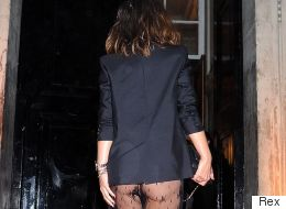 Myleene Shows Her Cheeky Side At Cosmo Awards