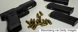 GUNS AMMUNITION