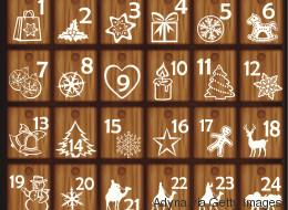 Why I'm Glad I Forgot The Advent Calendars