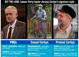 Get The Corbyn Look: Your Essential Guide To The Labour Leader's Style