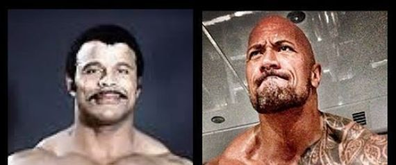 DWAYNE ROCKY JOHNSON