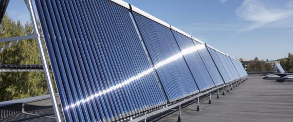 SCHOOL SOLAR POWER