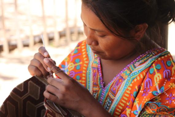 femmes wayuu