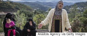 SYRIA WOMEN