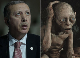 Turkey's President Tried To Ban A Meme That Compared Him To Gollum, And That Was A Big Mistake
