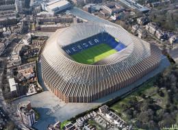 Voilà à quoi ressemblera le prochain stade de Chelsea