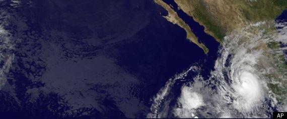 HURRICANE JOVA 2011 MEXICO PACIFIC COAST