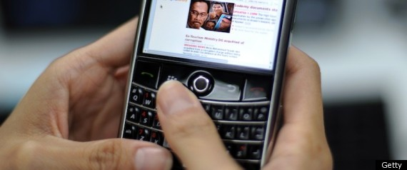 Blackberry Outage North America