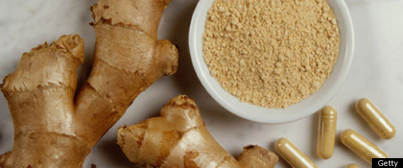 Ginger Reduce Risk Cancer
