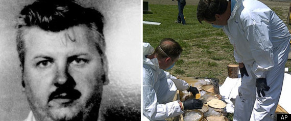 Gacy Victims Exhumed