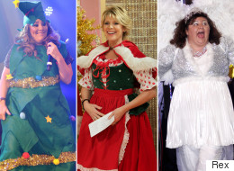 24 Ridiculous Celebrity Christmas Outfits