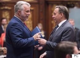 COP21 : Divisés à Québec, unis à Paris (VIDÉOS)