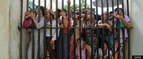 MYANMAR DISSIDENTS