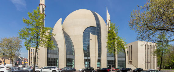 MOSQUES IN GERMANY