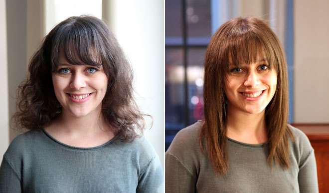 Hair Romance Bhave Rescue Treatment Before And After