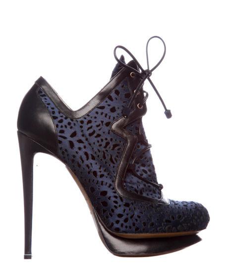 Shoe Lust: Nicholas Kirkwood Fall 2013 - The Fashion Bomb Blog