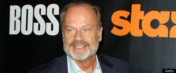 KELSEY GRAMMER INTERVIEW