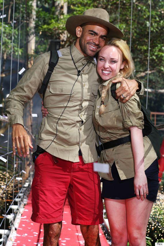 Jorgie Porter Answers Intimate Questions | I'm A Celebrity ...