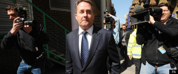 ADAM WERRITTY LIAM FOX UNPAID ADVISER