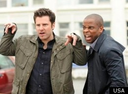 Psych James Roday Dule Hill Season 6