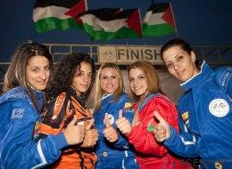 Mujeres, palestinas y pilotos de rallies